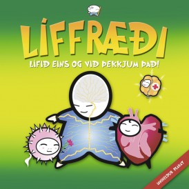 Liffraedi-BASHER-cover