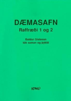 Dæmasafn-Raffræði-1-og-2
