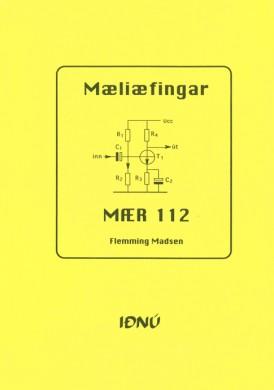 Mæliæfingar---MÆR-112