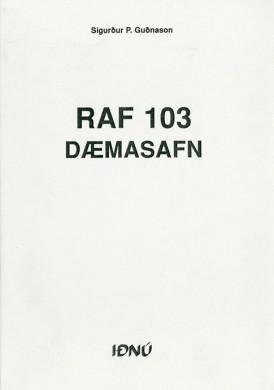 RAF-103 Dæmasafn