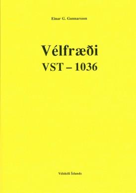 Vélfræði---VST-1036