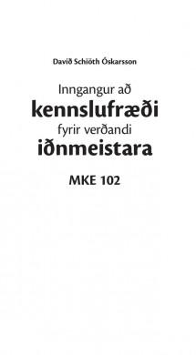 Inngangur að kennslufr.
