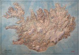 Ísland - krossviður