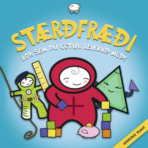 Staerdfraedi-BASHER-cover