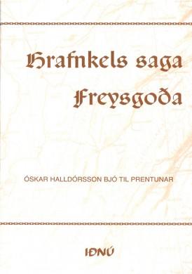 Hrafnkels-saga-Freysgoða---Óskar