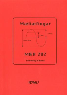 Mæliæfingar---MÆR-202