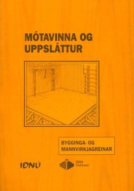 Mótavinna-og-uppsláttur