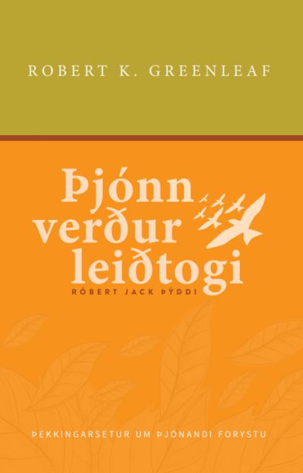 Þjónn verður leiðtogi