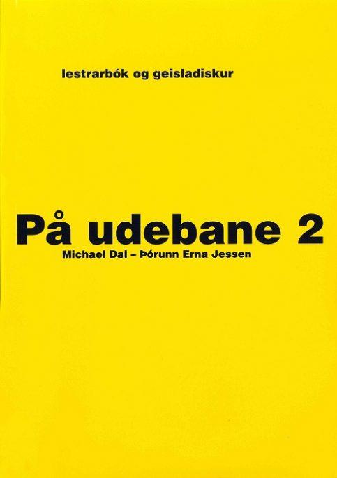 Pa udebane 2 - Lestrarbók
